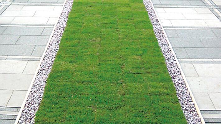 屋上緑化床材